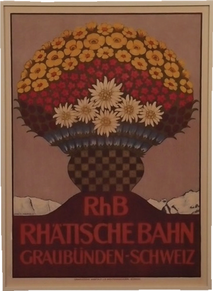 Rhb Werbeplakat