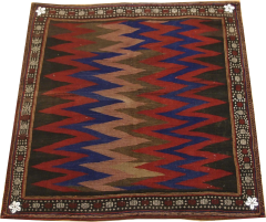 Iran  (114 x 111 cm)