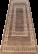 Iran (285 x 103 cm)