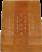 Iran (85 x 67 cm)
