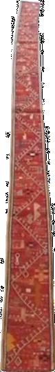 Iran (368 x 23 cm)